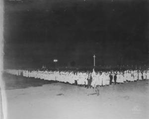 In 1923, the State Fair of Texas held Ku Klux Klan Day.