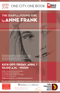 big_d_reads_anne_frank_poster